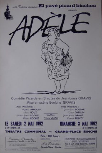 affiche adele 1