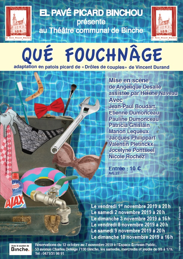 2019 - quefouchnage
